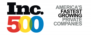 Inc. 500 logo, America's fastest growing private companies